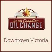 Great Canadian Oil Change Victoria on Douglas logo