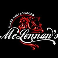 McLennan's Island Meat & Seafood logo