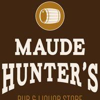 Maude Hunter's Pub logo