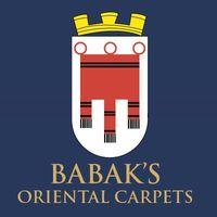 Babak's Oriental Carpets logo