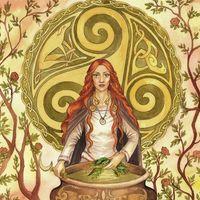 Triple Spiral Metaphysical Gifts logo