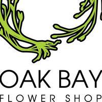 Oak Bay Flower Shop logo