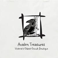 Avalon Books & Treasures logo