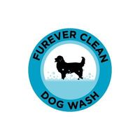 Furever Clean Dog Wash logo