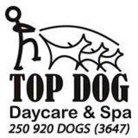 Top Dog Daycare & Spa logo