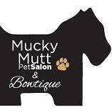 Mucky Mutt Pet Salon logo