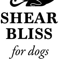 Shear Bliss for dogs logo