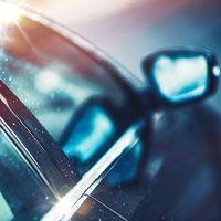 Ferny's Auto Body Shop logo