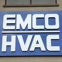 Emco HVAC Victoria logo
