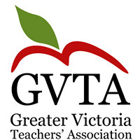 Greater Victoria Teachers' Association logo