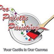 Pro Palette Painting logo