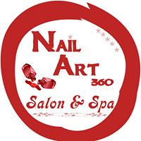 Nail Art 360 logo