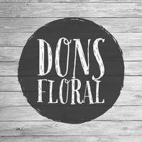 Don's Food & Floral logo