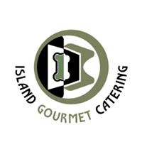 Island Gourmet Catering logo