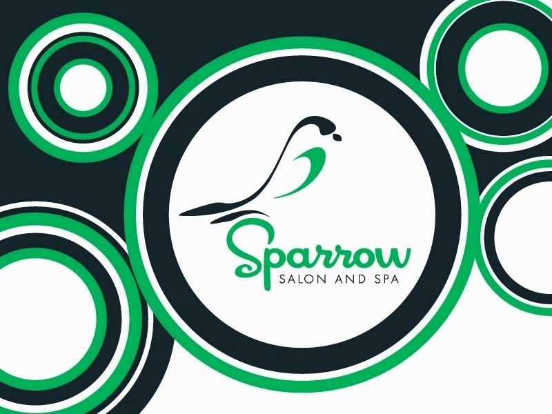 Sparrow Salon & Spa logo