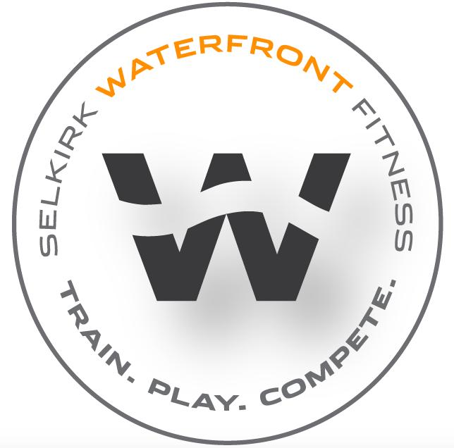 Selkirk Waterfront Fitness Club logo