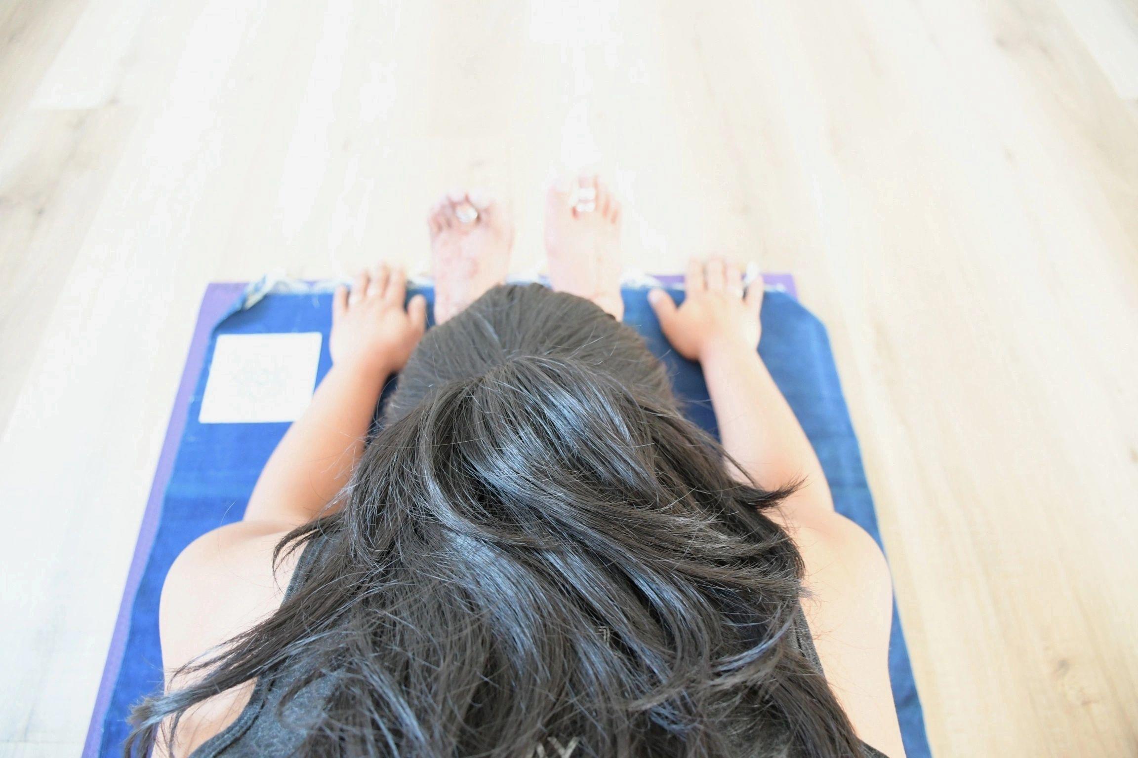 Sudanti Ashtanga Yoga Vancouver Island  - Victoria Canada logo