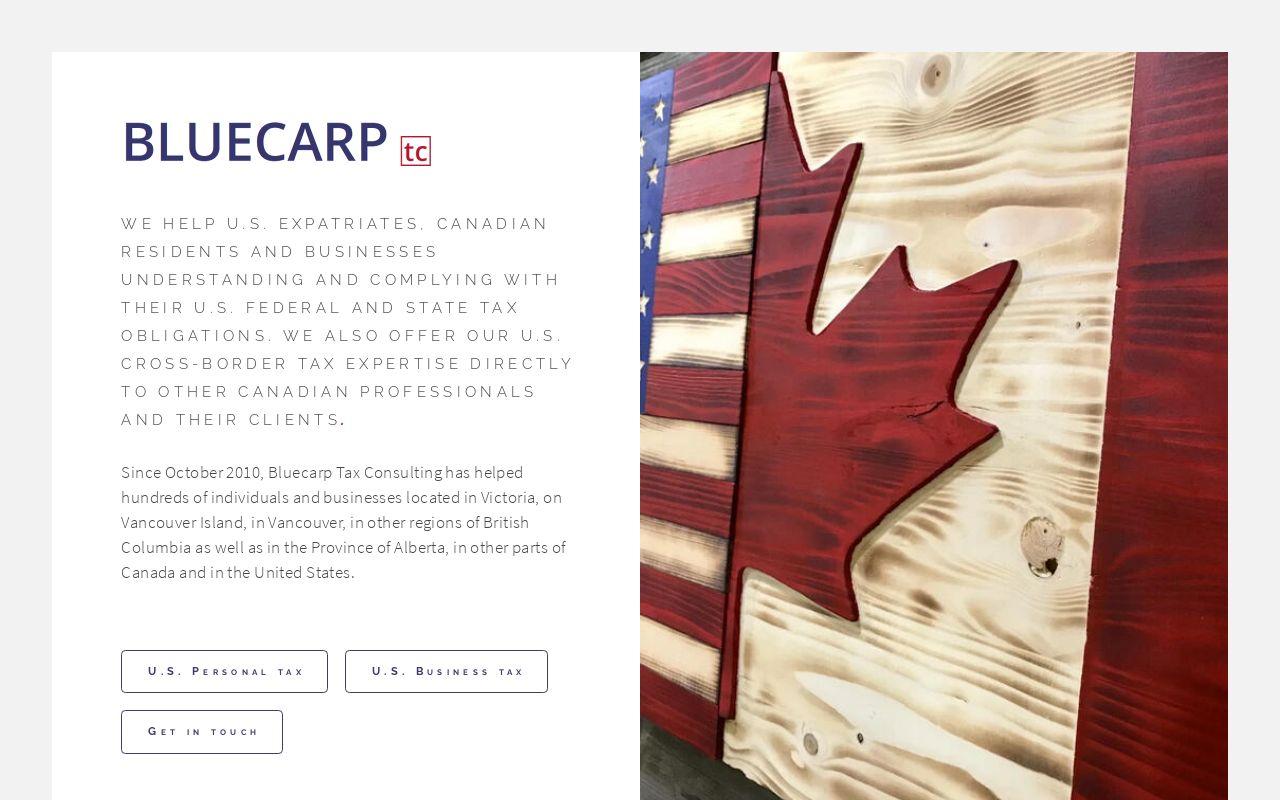 Bluecarp Tax Consulting Ltd logo