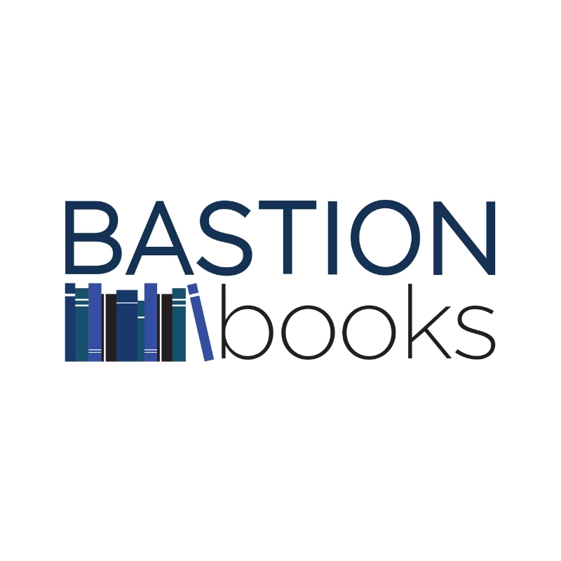 Bastion Books  - Rare & Second Hand Books in Victoria logo