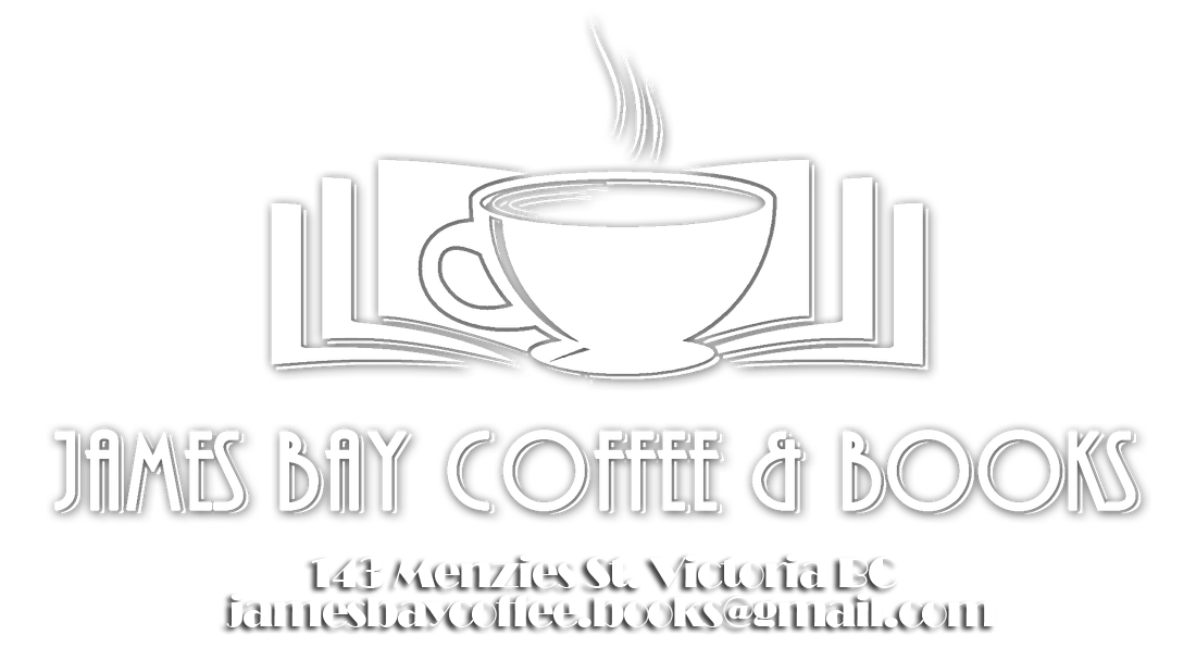 James Bay Coffee & Books logo