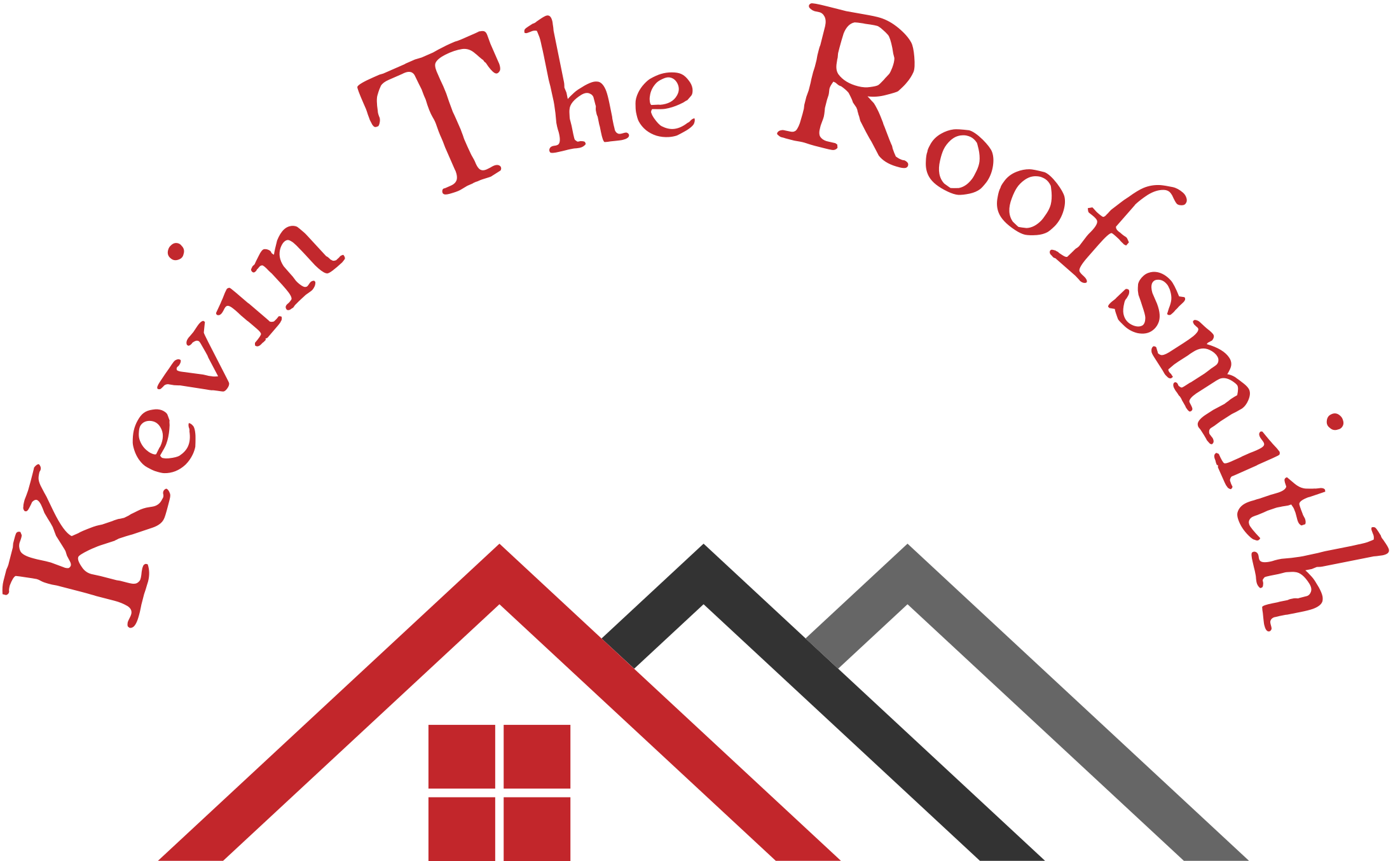 Kevin The Roofsmith logo