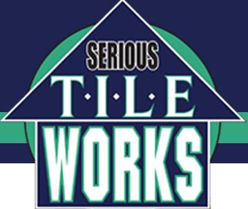 Serious Tile Works logo