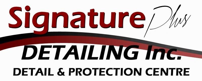 Signature Detailing logo