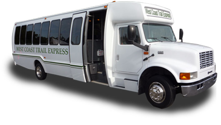 West Coast Trail Express Inc logo