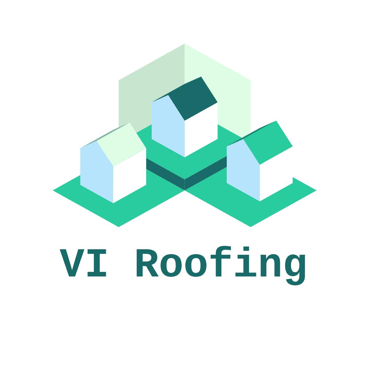 VI Roofing logo