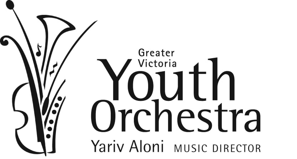 Greater Victoria Youth Orchestra Society logo