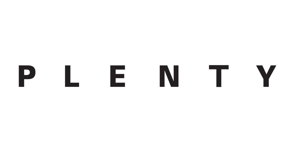 Plenty Men's logo