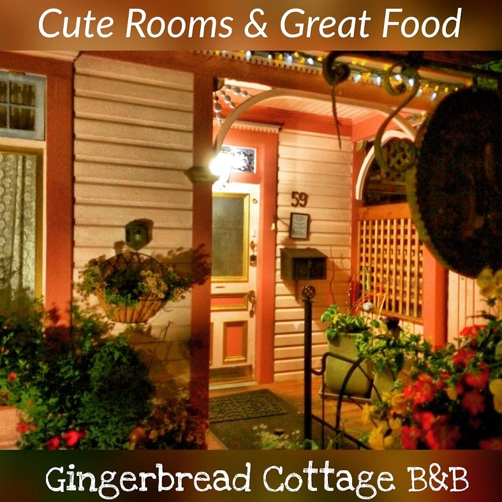 Gingerbread Cottage Bed & Breakfast logo