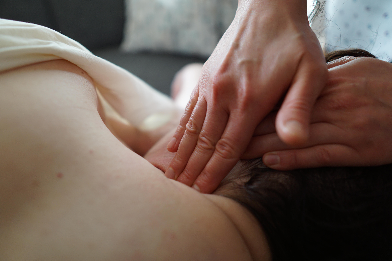 Roxoliana Prus RMT: Registered Massage Therapy in Victoria BC logo