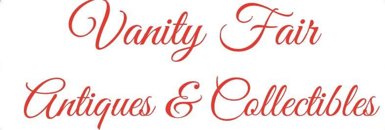 Vanity Fair Antiques Mall logo
