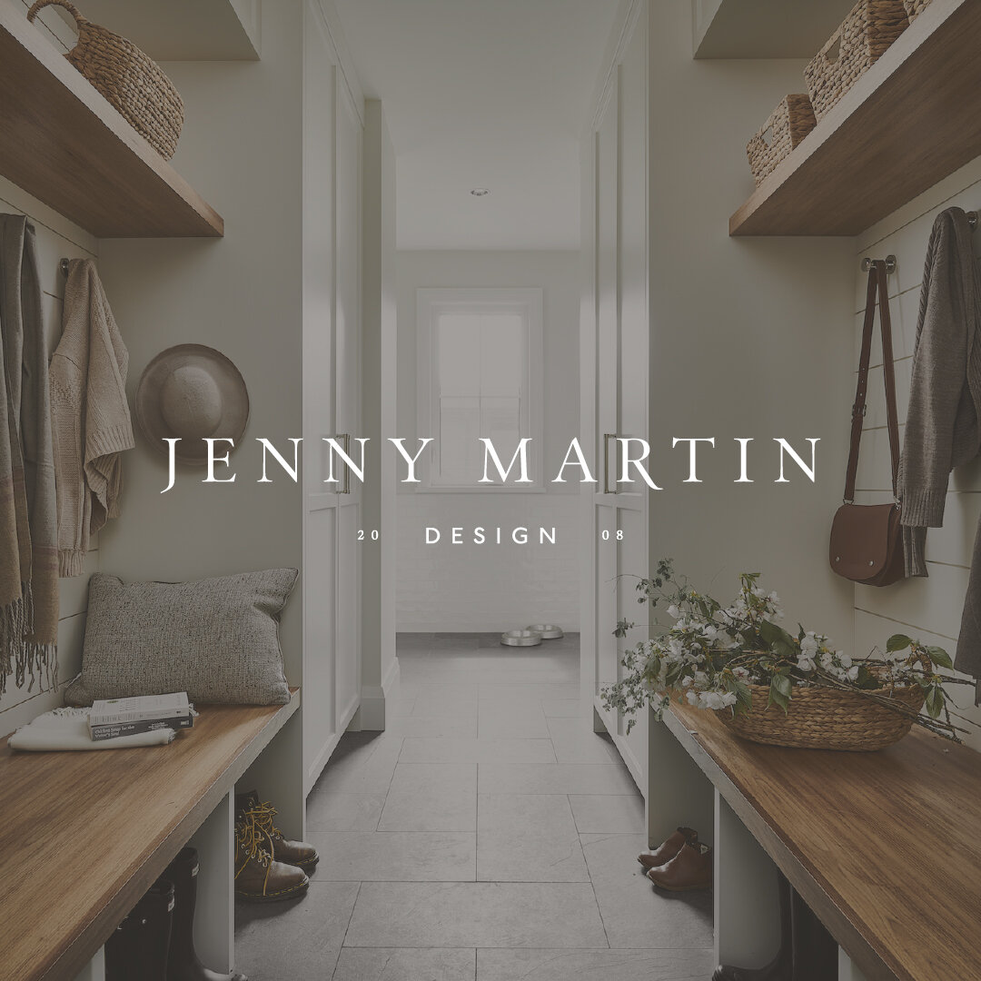 Jenny Martin Design logo