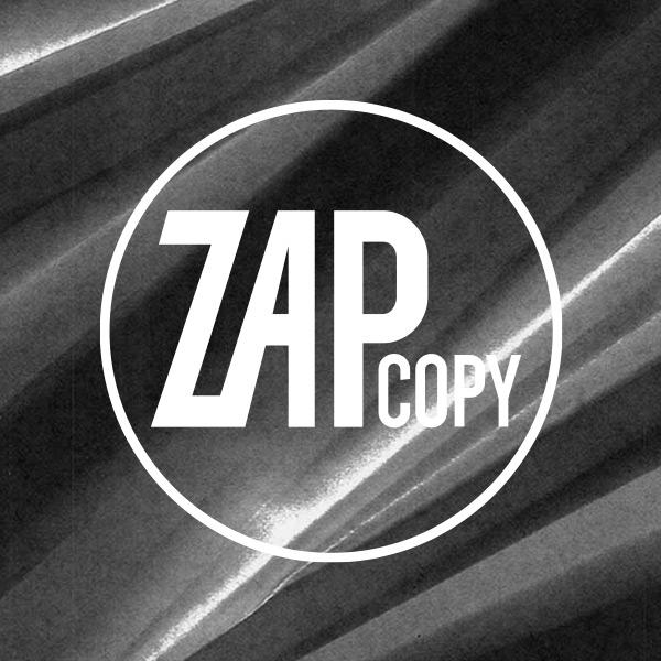 Zap Copy logo