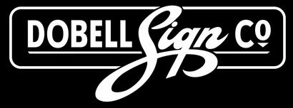 Dobell Sign Co logo