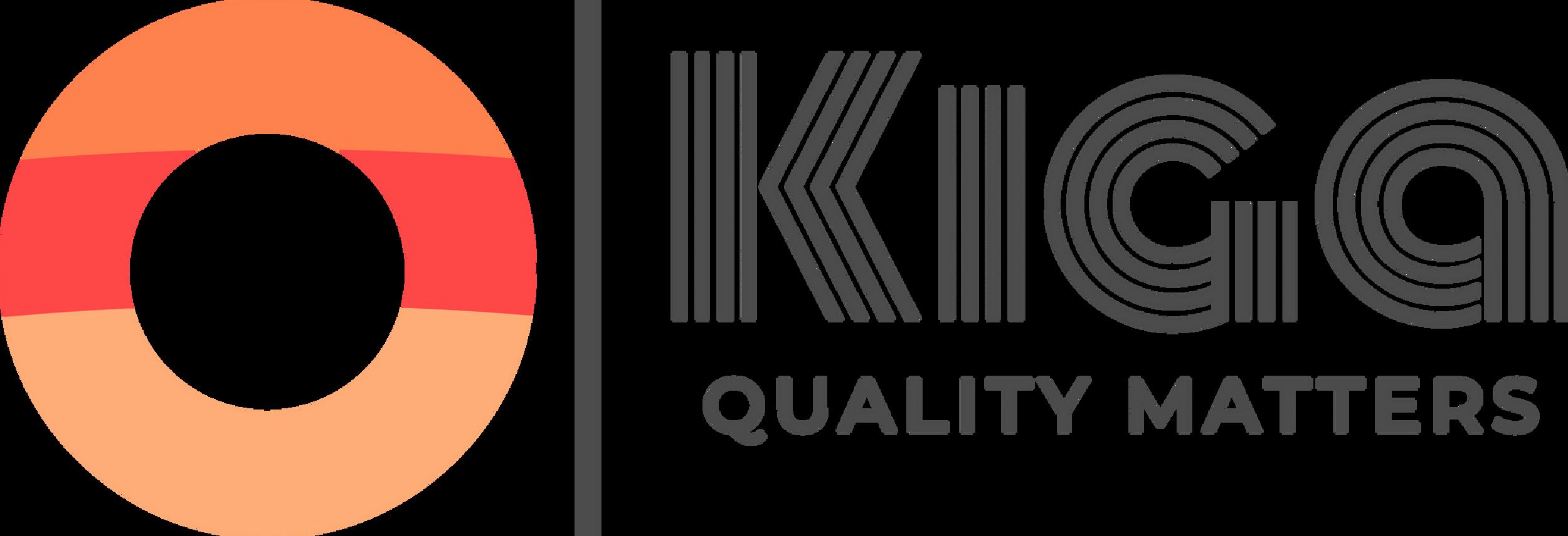 Kiga Driving School logo