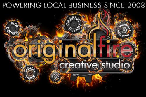 Original Fire Creative Studio logo