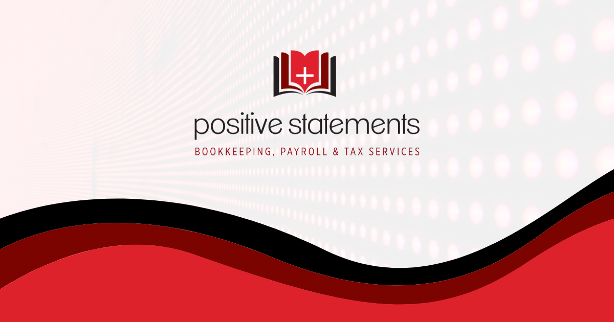 Positive Statements Bookkeeping logo