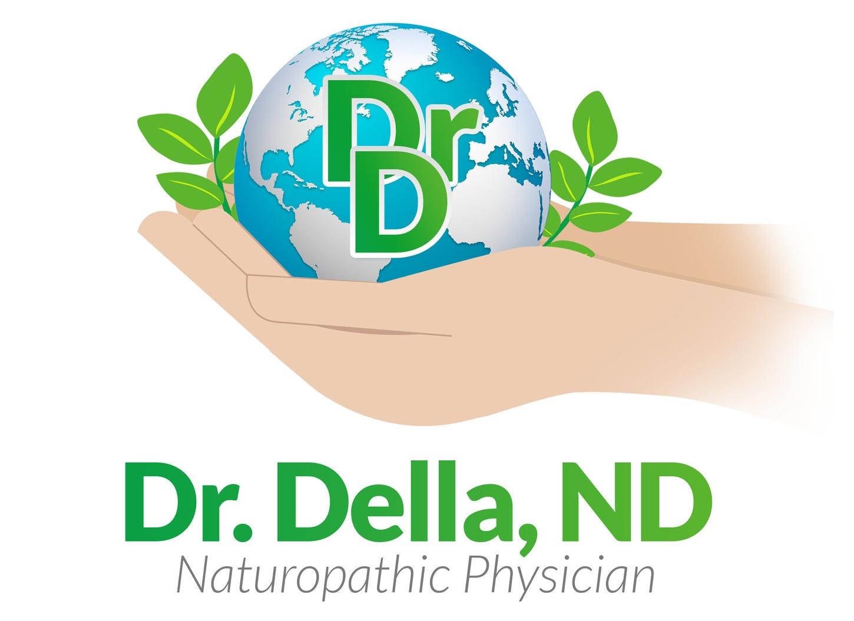 Dr Adella Gerry ND  - Dr Della logo