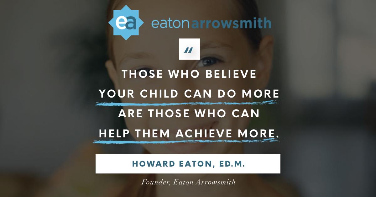 Eaton Arrowsmith School Victoria logo