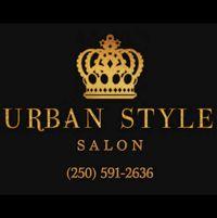 Shannon's URBAN STYLE SALON logo