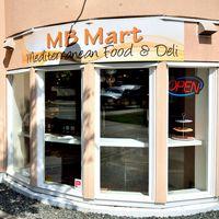 MB Mart Nanaimo logo