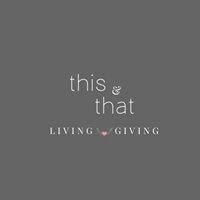 This & That For Living & Giving logo