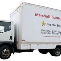 Marshall Plumbing ltd logo