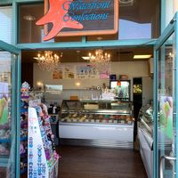Waterfront Confections logo