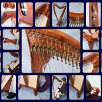 West Coast Harps logo