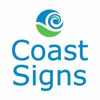 Coast Signs Ltd logo