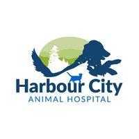 Harbour City Animal Hospital logo